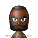 Barret Wallace Mii Image by ConstableLemon