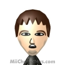 Alan Wake Mii Image by Rhino41