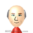 Jean-Luc Picard Mii Image by Atticus