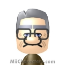 Carl Fredricksen Mii Image by Alien803