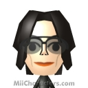 Michael Jackson Mii Image by Alien803