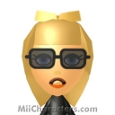 Lady Gaga Mii Image by Alien803