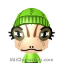 Frog Mii Image by Chrisrj