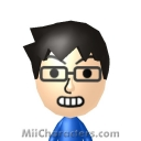John Egbert Mii Image by cyanScientist