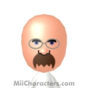 Jamie Hyneman Mii Image by Alien803