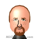 Louis C.K. Mii Image by Shifty