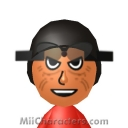 Freddy Krueger Mii Image by Growlithe99