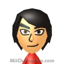 Joe Jonas Mii Image by Jacob B.