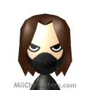 The Winter Soldier Mii Image by isur