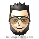 The Dictator Mii Image by isur