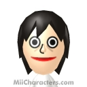 Jeff the Killer Mii Image by isur