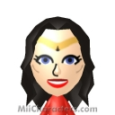 Wonder Woman Mii Image by isur