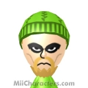 Green Arrow Mii Image by isur