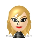Black Canary Mii Image by isur