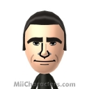 Rod Serling Mii Image by Andy Anonymous