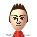 Peter Parker Mii Image by robbieraeful