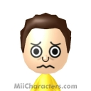 Morty Smith Mii Image by HBLobster