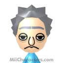 Rick Sanchez Mii Image by HBLobster