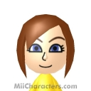 Athena Cykes Mii Image by Theatricalis
