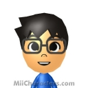 John Egbert Mii Image by Swaggy2Cape