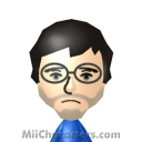 Will Graham Mii Image by DIDonut