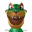 Bowser Mii Image by D. Maria