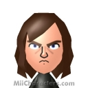 Anakin Skywalker Mii Image by Biohazard3DS