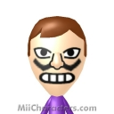 Waluigi Mii Image by ThinkBullet