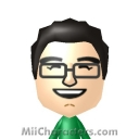 Leonard Hofstadter Mii Image by Tocci