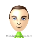 Sheldon Cooper Mii Image by Tocci