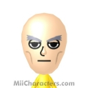 Professor X Mii Image by gmandres79