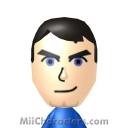 Superman Mii Image by gmandres79