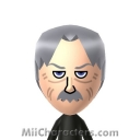 Old Snake Mii Image by Crunchy