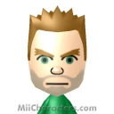 Oliver Queen Mii Image by gmandres79