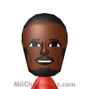 Lebron James Mii Image by Srirachacha