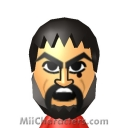 King Leonidas Mii Image by Alien803