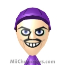 Waluigi Mii Image by Techbane