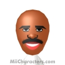 Steve Harvey Mii Image by kettlecorn