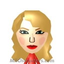 Taylor Swift Mii Image by kettlecorn