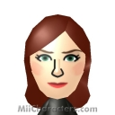 Amy Allan Mii Image by kettlecorn