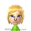 Link Mii Image by DavMertzHand