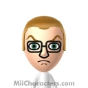 Angry Video Game Nerd Mii Image by DavMertzHand