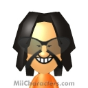 Mr. Everdred Mii Image by PsaroJ