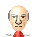 Captain Jean-Luc Picard Mii Image by gigachanger