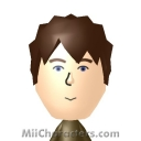 The 4th Doctor Mii Image by Ripjaw105DW