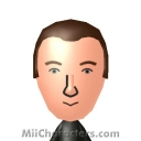 The 9th Doctor Mii Image by Ripjaw105DW