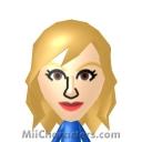 Ellie Goulding Mii Image by Michaviel