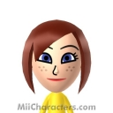 April O'Neil Mii Image by Ultra