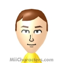 Reginald Barclay Mii Image by daniandan