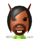 Seabiscuit Mii Image by Lum